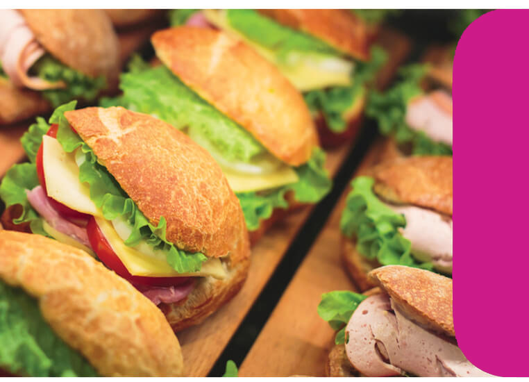 Jacksons Catering Newcastle | Providing, quality food, choice & value!